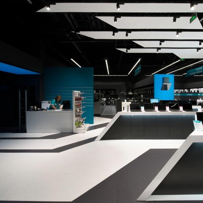保加利亚普罗夫迪夫 ZORA 27 店面设计 橱窗设计 店面设计 商业空间设计