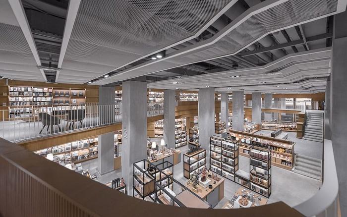 宁波筑蹊生活书店设计 意大利 书店设计 中国