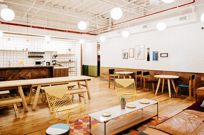 墨西哥 WeWork 办公室设计 墨西哥 办公室设计