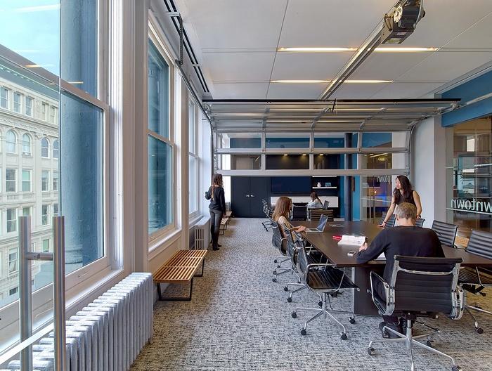 美国纽约 BGB 集团办公室设计 办公室设计