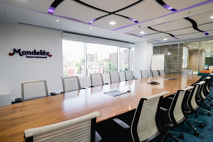 西班牙马德里 Mondrez 国际办公室设计 西班牙 办公空间设计 办公室设计