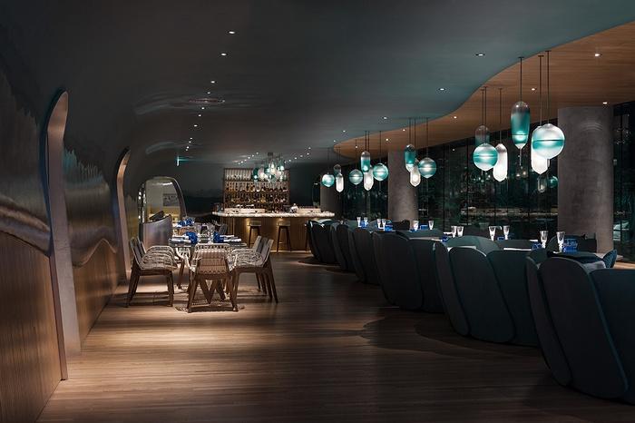 香港 The Ocean 餐厅设计 香港 餐厅设计