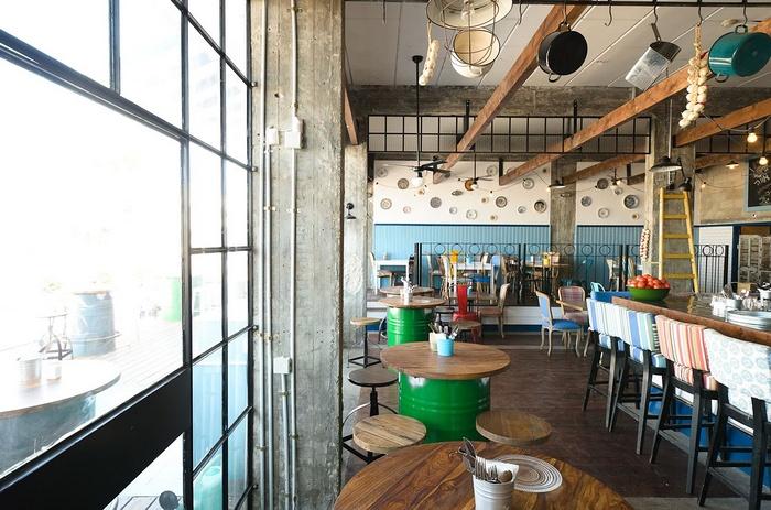 以色列 Pavela 餐厅设计 餐厅设计 酒吧设计