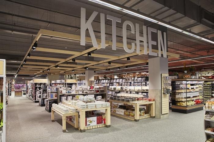 南非约翰内斯堡 CheckersHyper 超市设计 超市设计