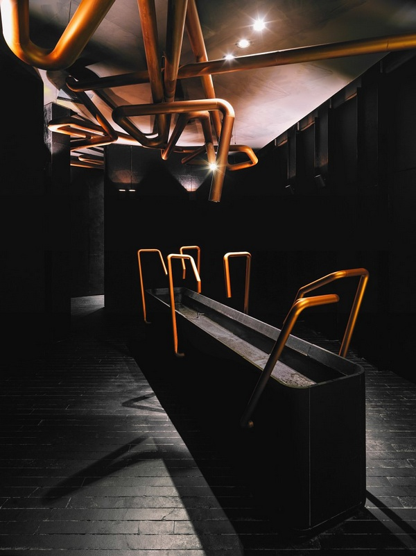 上海幸福蓝海国际影城设计 电影院设计 影城设计 中国 上海