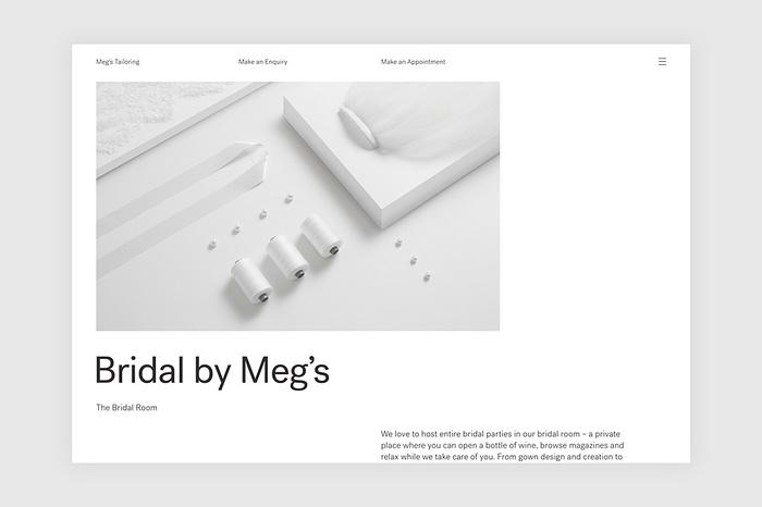 Meg's 服装品牌VI设计、标志设计 网站设计 标志设计 店面设计 名片设计 VI设计 SI设计