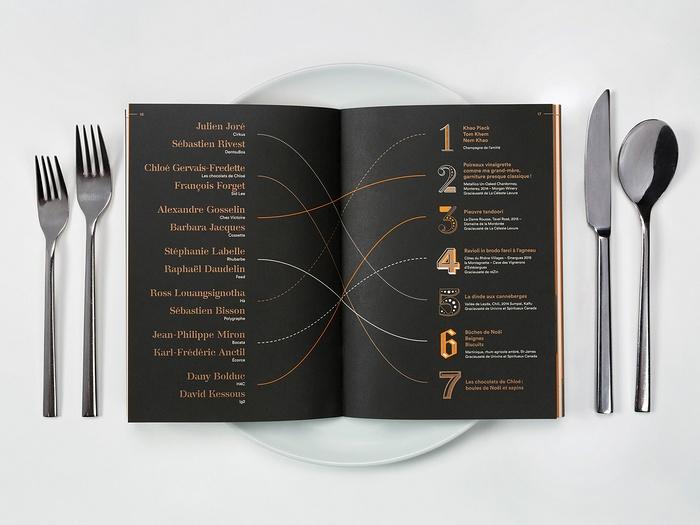 蒙特利尔 The Agencies 机构品牌形象设计 画册设计 品牌形象设计