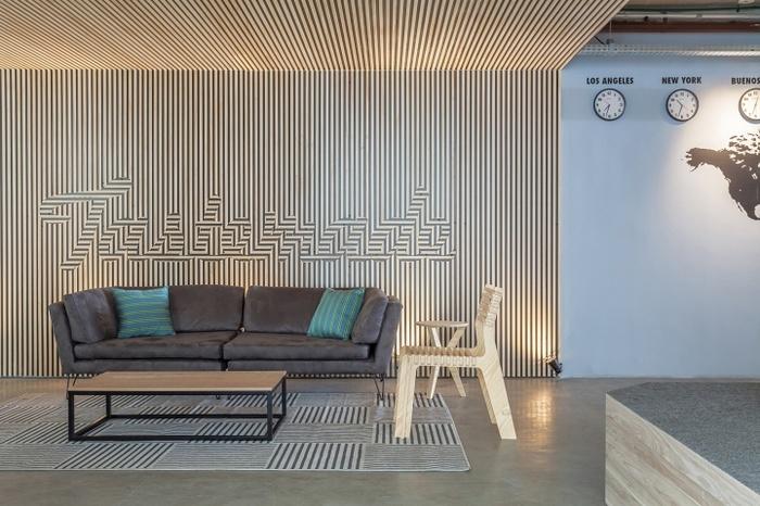 巴西圣保罗 Tastemade 办公室设计 巴西 办公室设计