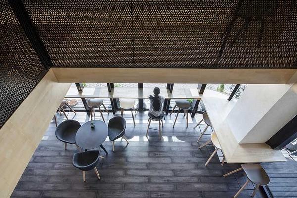 成都叨叨咖啡厅设计 餐厅设计 店面设计 咖啡厅设计
