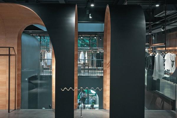 福州 MINZE 品牌集合店设计 集合店设计 服装店设计 意大利 店面设计 中国 专卖店设计