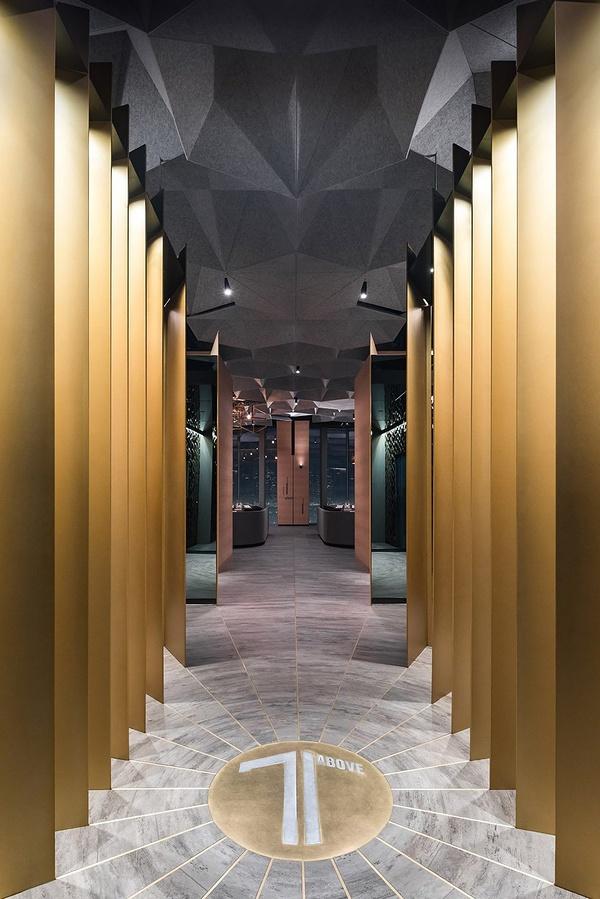 美国 71Above 餐厅设计 餐厅设计 美国