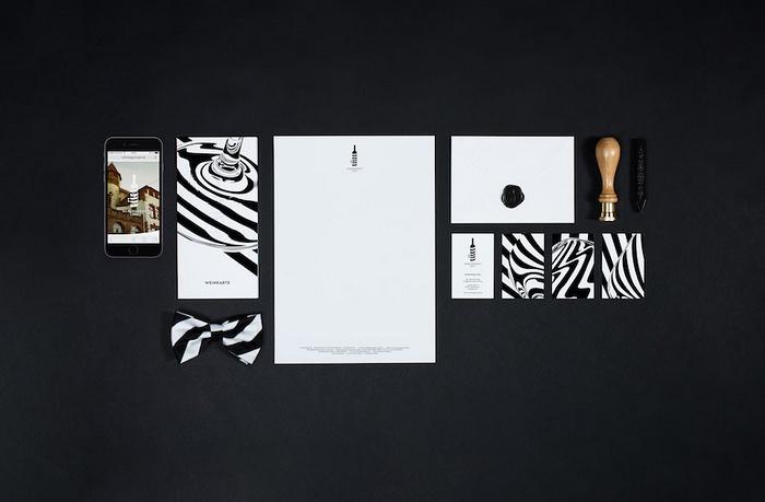 Adriannas&Marzenas Pierogi 餐饮品牌VI设计 画册设计 名片设计 包装设计 VI设计
