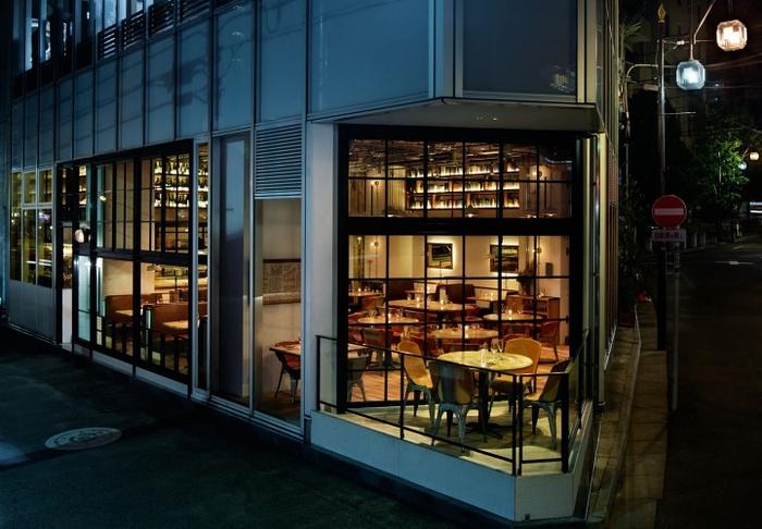 东京 L'IGNIS 日式烧烤店设计 餐厅设计 烧烤店设计 日本 东京