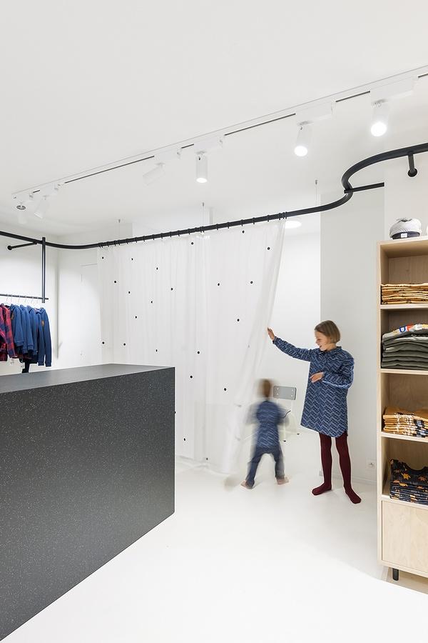 阿根廷 FILOU&FRIENDS 童装店设计 童装店设计 店面设计 商业空间设计 专卖店设计