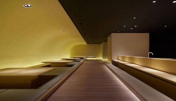 日本雪月花料理店设计 餐厅设计 日本 料理店设计