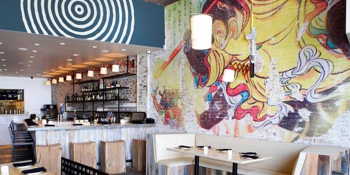 德克萨斯 Tanoshii 酒吧VI设计 餐厅设计 酒吧设计 店面设计 VI设计