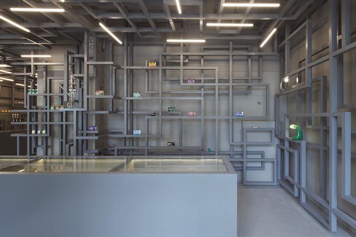 荷兰埃因霍芬 House of Smart 创意商店设计 荷兰 店面设计 商店设计