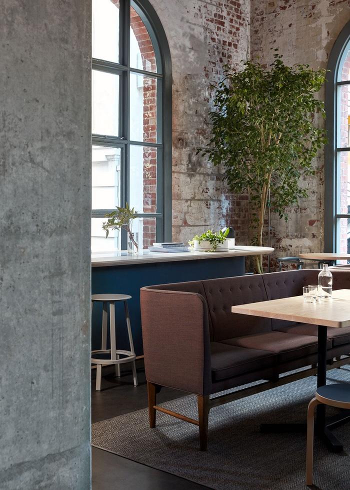 澳大利亚墨尔本 Higher Ground 餐厅设计 餐厅设计 澳大利亚
