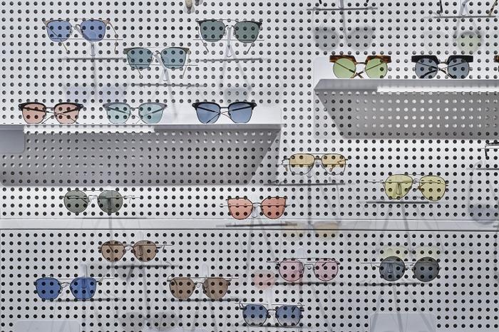 伊斯坦布尔 Eye D 多功能眼镜店设计 眼镜店设计 土耳其