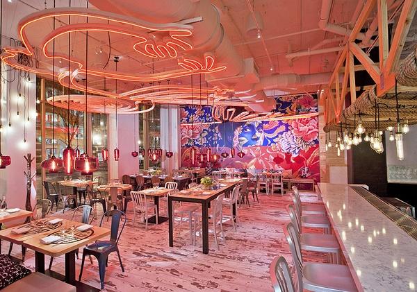 美国华盛顿 Chilcano 餐厅设计 餐厅设计 美国