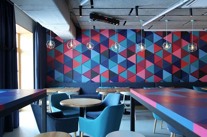 立陶宛 Raketa 社交俱乐部设计 餐厅设计 酒吧设计 夜总会设计 俱乐部设计