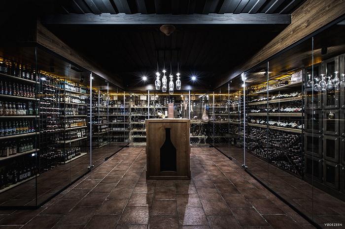 乌克兰 Toscana Grill 餐厅设计 餐厅设计 法国