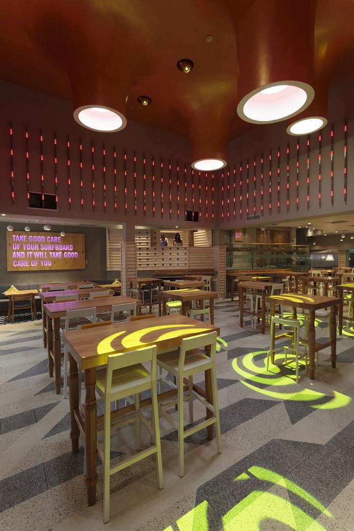 英国康沃尔 Cribbar 酒吧&俱乐部设计 酒吧设计 英国 照明设计 俱乐部设计