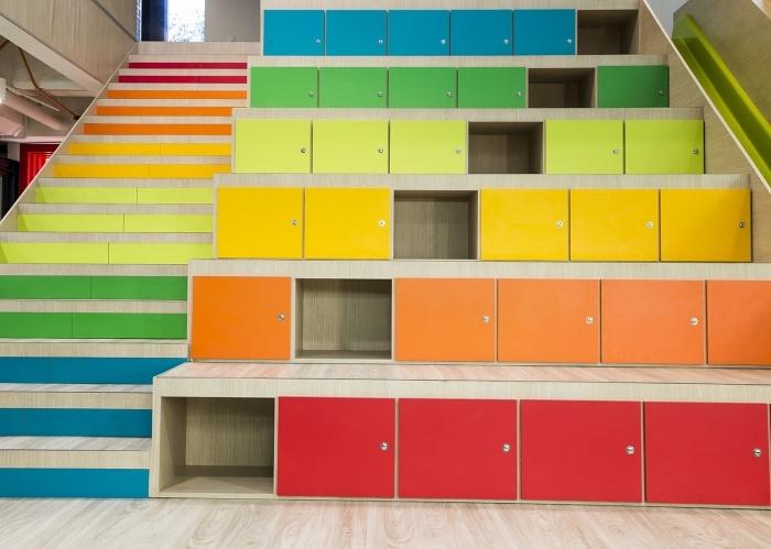 哥伦比亚 Globant 软件开发公司办公室设计 办公空间设计 办公室设计