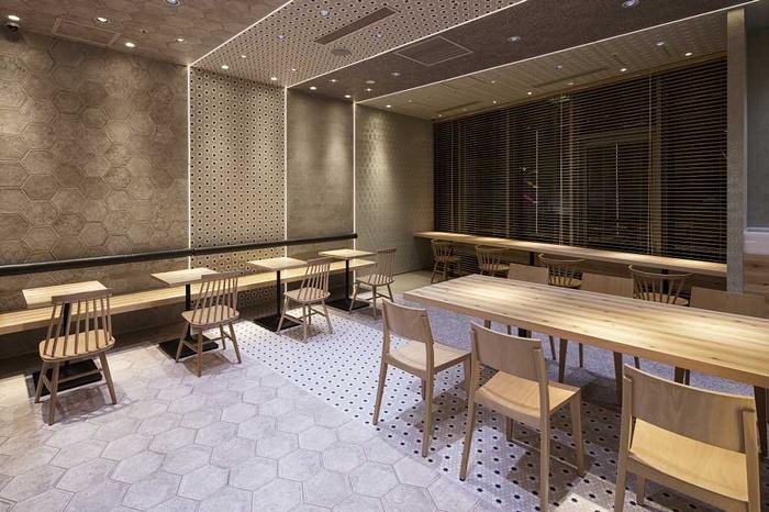 日本大阪 nana's green tea 新日式茶室设计 茶室设计 日本