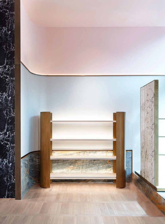 德国汉堡 APROPOS 时尚精品概念店设计 概念店设计 德国 店面设计 商业空间设计 专卖店设计