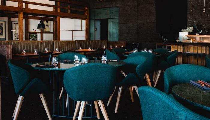 威尼斯 Chaya Venice 日式时尚餐厅设计 餐厅设计 日本