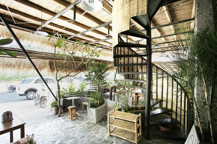 巴厘岛 Alexis dornier 素食餐厅设计 餐厅设计