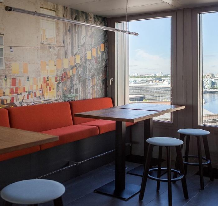 德国柏林 EY 全球顾问公司办公室设计 德国 办公室设计