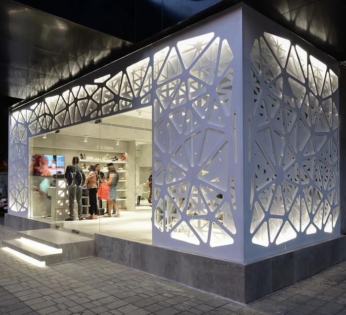印度孟买 Regal shoes 鞋店设计 鞋店设计 店面设计 印度 专卖店设计