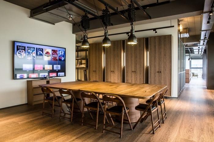 台北 A.design 复古办公室设计 台湾 办公空间设计 办公室设计