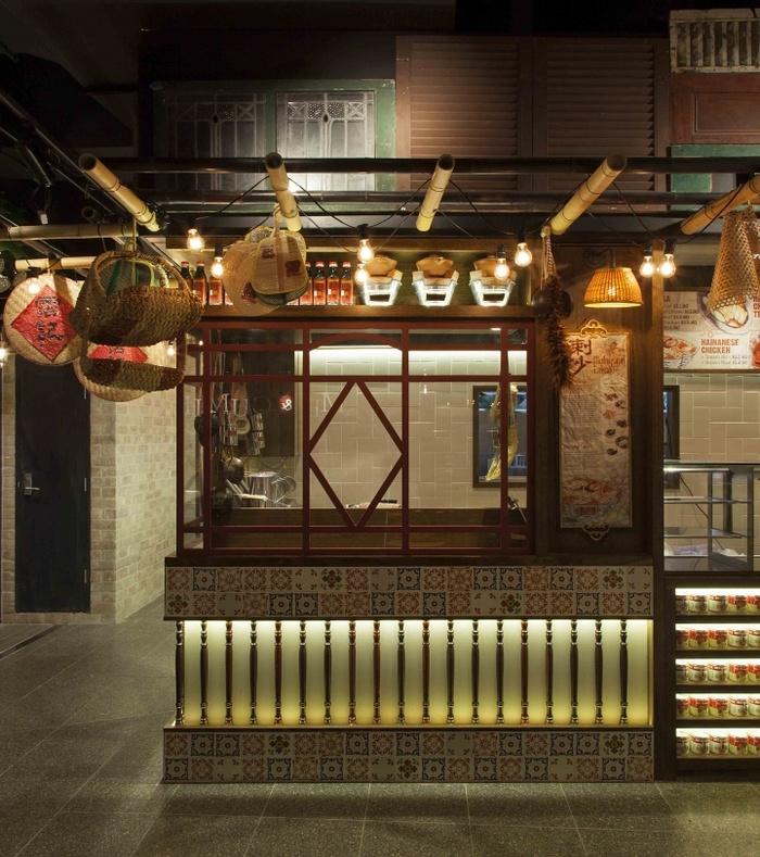 马来西亚 Jims 餐厅VI设计 餐厅设计 店面设计 VI设计