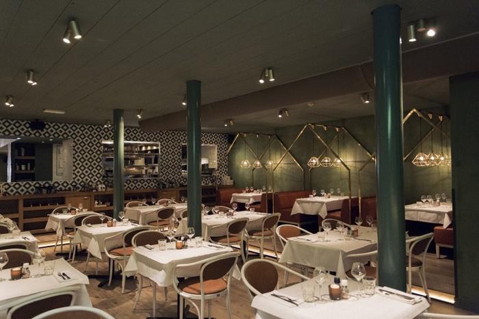 荷兰哈勒姆 Toujours 酒馆设计 酒馆设计 荷兰 法国