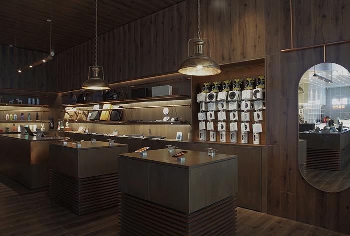 杭州奇客巴士黑科技集合店设计 零售店设计 集合店设计 旗舰店设计 店面设计 商业空间设计 中国