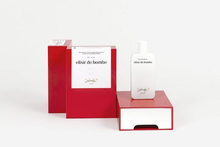 27 87香水VI形象设计 品牌形象设计 包装设计 VI设计