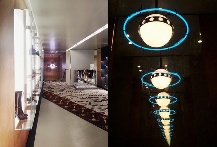巴黎 Vivienne Westwood 旗舰店设计 法国 旗舰店设计