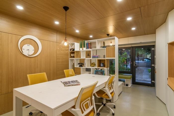 意大利罗马 arhiDOT design 办公室设计 办公室设计