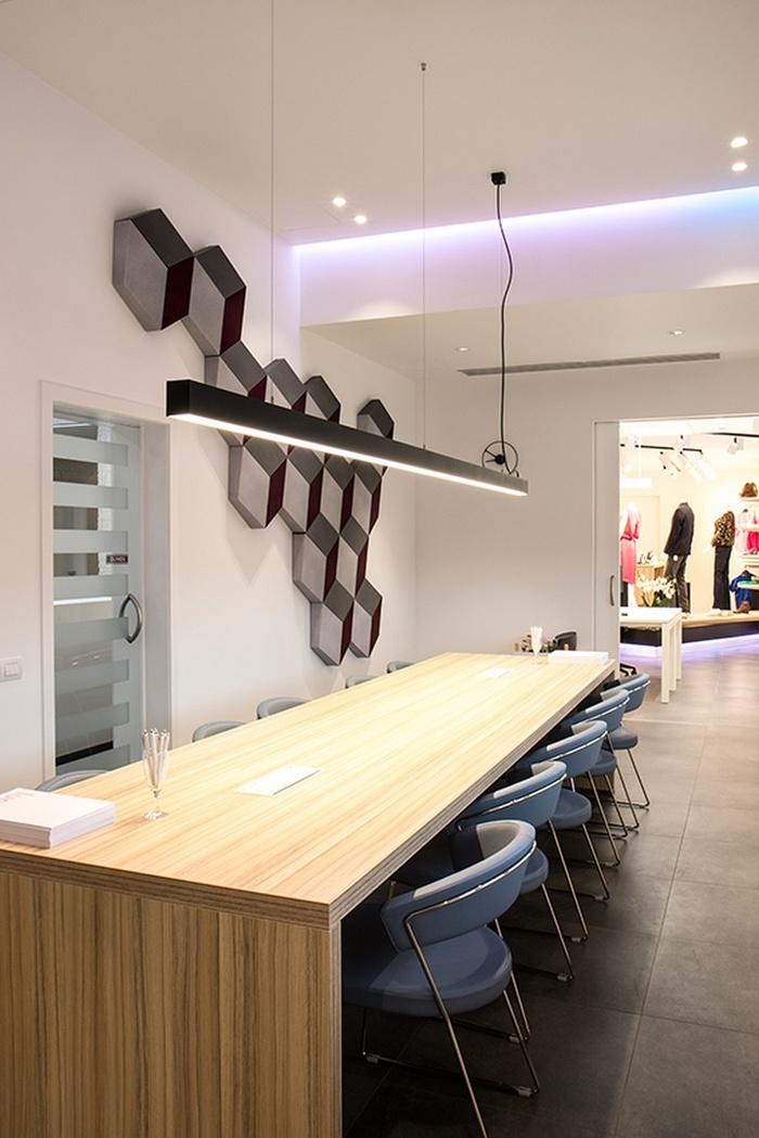 比利时 Lunoo 灯具体验展厅设计 展厅设计