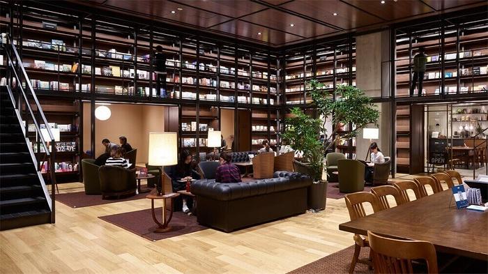 东京优衣库国际总部办公室设计 日本 办公空间设计 办公室设计 东京