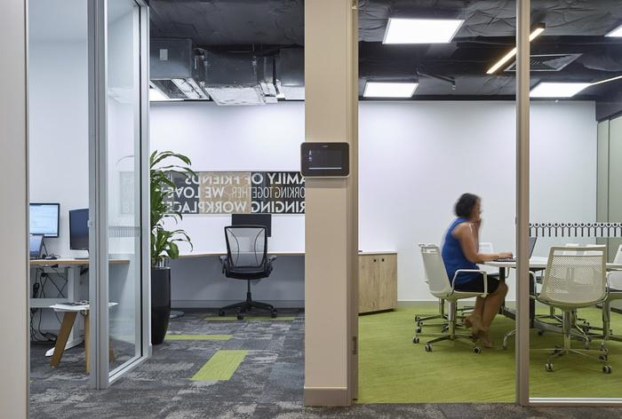 澳大利亚 Amicus 办公室设计 澳大利亚 办公空间设计 办公室设计
