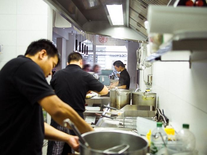 慕尼黑 Sushi Sano 极简日式餐厅设计 餐厅设计 料理店设计 德国