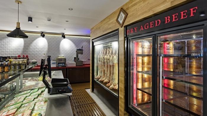 土耳其 Murat Et 时尚肉店设计 肉店设计 店面设计 土耳其 专卖店设计