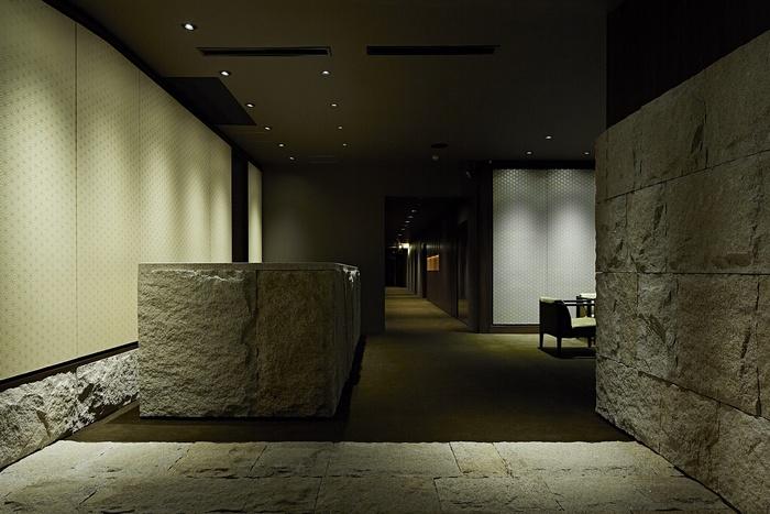 日本东京汤河原 Hakuunsou 宾馆设计 酒店设计 日本 旅馆设计 宾馆设计 东京