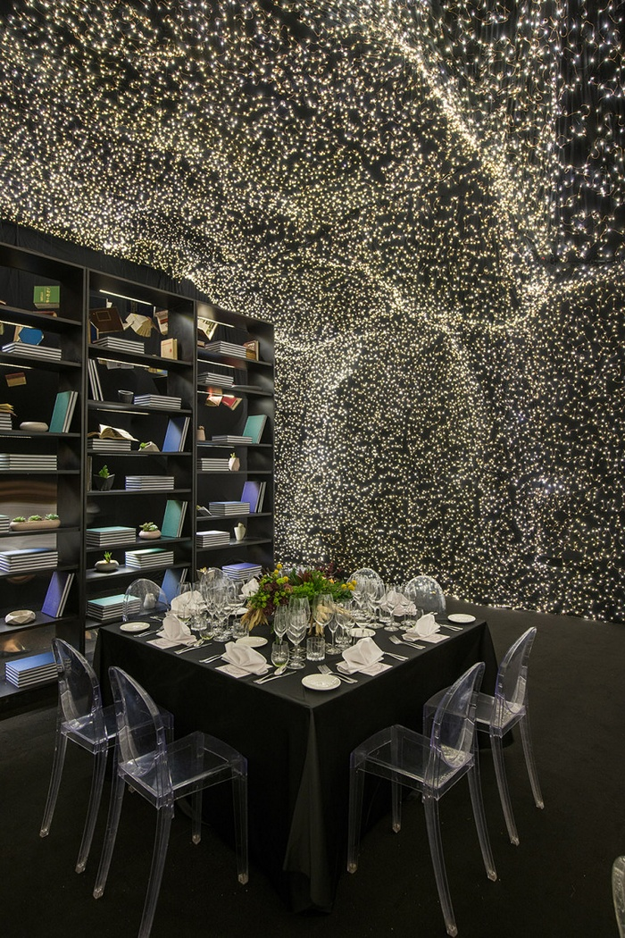 """墨西哥""""星际穿越""""餐厅设计 餐厅设计 墨西哥"""