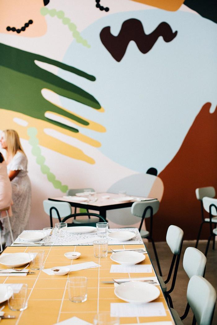 澳大利亚悉尼 C.C. Babcoq 概念餐厅设计 餐厅设计 酒吧设计 烤肉店设计 澳大利亚 商业空间设计