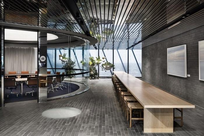 澳大利亚墨尔本 transurban 办公室设计 澳大利亚 办公空间设计 办公室设计